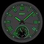 Светящиеся настенные метеочасы RST 77727