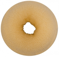 Валик для пучка TITANIA, 11 см, блонд (7838)
