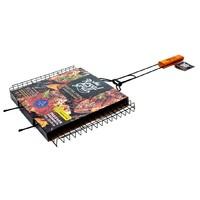 Решетка-гриль универсальная 35х26 с антипригарным покрытием, RoyalGrill 80-026