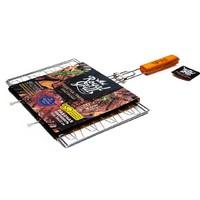 Решетка-гриль эластичная, для блюд не стандартных размеров 34х22 RoyalGrill 80-029