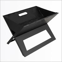 Мангал-ноутбук 460х350х320 мм, в коробке, RoyalGrill 80-044