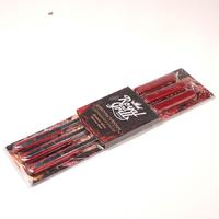 Набор плоских шампуров с деревянной ручкой 60х1х0,15 см, 6 шт. в блистере, RoyalGrill 80-059