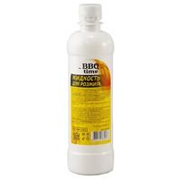 Жидкость для розжига 0,5 л, углеводородная, BBQ time 80-292