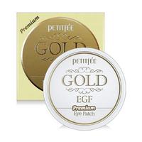 Гидрогелевые патчи для глаз PETITFEE Hydro Gel Eye Patch Premium Gold & EGF (802445)