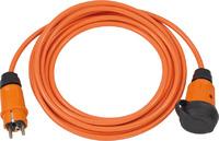9161050200 Brennenstuhl professionalLINE удлинитель-переноска 5м,1 роз., кабель оранжевый,IP44
