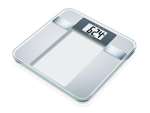 Весы диагностические Beurer BG13 стеклянные
