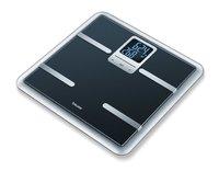 Весы диагностические напольные Beurer BG40 Black