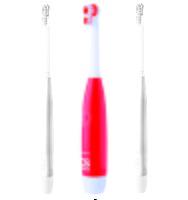 Электрическая зубная щетка CS Medica CS-465-W красная