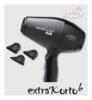 Фен COIF*IN ExtraKorto EK6K Ionic 1800-2000 Вт (черный)