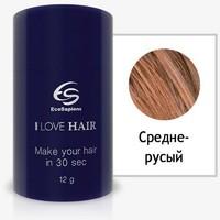 EcoSapiens I Love Hair загуститель для волос (средне-русый) ELSA0102-F12