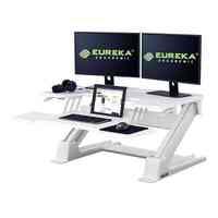 Подставка на компьютерный стол для работы стоя EUREKA ERK-CV-PRO36W
