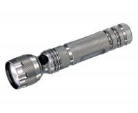 Фонарь аккумуляторный аллюминиевый со светодиодом 1 Вт Atomic Luxeon Star FA-1060110R