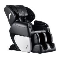 Gess Optimus Массажное кресло (черное)