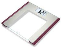 Весы стеклянные напольные Beurer GS170 Ruby