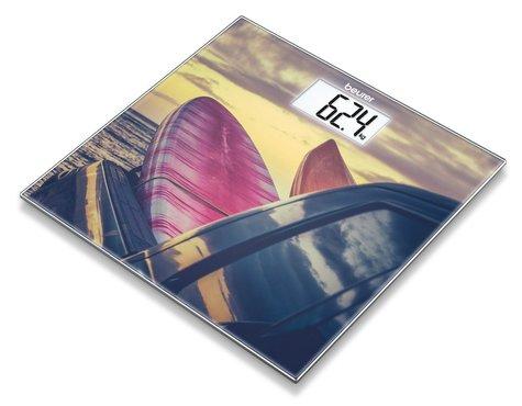 Весы напольные Beurer GS203 Surf