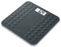 Стеклянные весы напольные Beurer GS300 Black