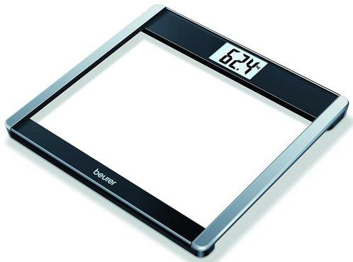 Стеклянные весы напольные Beurer GS485