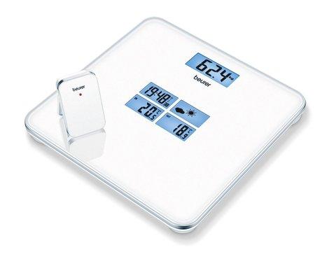 Весы с метеостанцией Beurer GS80