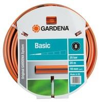 Шланг Basic, 19 мм (3/4дюйма), 20 м Gardena (18145-29)