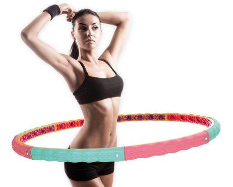Массажный обруч Health One Hoop  2,1кг