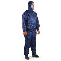 Защитный многоразовый Комплект с карбоном (куртка+брюки) Jeta Safety JPC106
