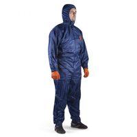 Многоразовый малярный комбинезон Jeta Safety JPC75b, цвет синий, 100% полиэстер, 55г/м2