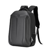 Рюкзак для ноутбука 15,6 дюйма SEASONS усиленный MSP4780 с прорзиненым жестким каркасом, черный