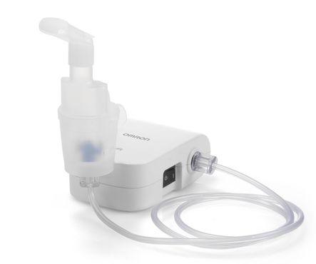 Ингалятор компрессорный OMRON NE-C21 basic (NE-C803-RU)+CS Medica KIDS CS-83