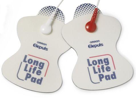 Пластины электродные многоразовые для OMRON Soft Touch, E2 Elite, E4