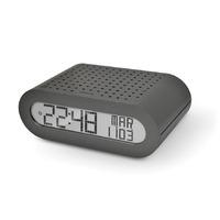 Настольные часы с FM-радио Oregon Scientific RRM116-g
