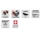 Фен VALERA Swiss NANO 9000 ROTOCORD 2000W (SN9000Y RC)