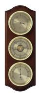 Аналоговая метеостанция TFA 20.1076.03.B, деревянная