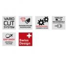 Машинка для стрижки волос VALERA Vario PRO 7.0 (VP 7.0)