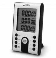 Электронный цифровой тройной таймер Wendox W2980-B/MP