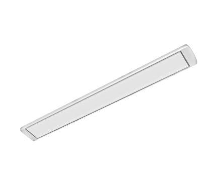 Инфракрасный обогреватель АЛМАК ИК11 S (А1000S) серебро