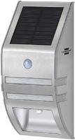 Светильник настенный LED 30 лм Brennenstuhl SOL WL 02007, датчик движения, металл (1170780)