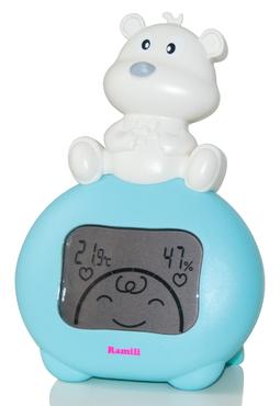 Гигрометр-термометр в детскую комнату Ramili ET1003