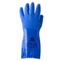 JP711 Перчатки хлопчатобумажные трикотажные с покрытием из ПВХ