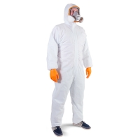 Jeta Safety JPC58 Neofit Защитный комбинезон из нетканого материала 65% полиэфир, 35% полиэтилен