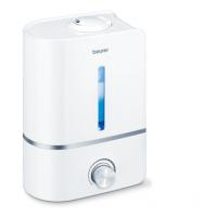 Увлажнитель воздуха Beurer LB45 25Вт (ультразвуковой) белый