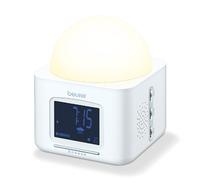 Световой будильник с имитацией восхода солнца Beurer WL30