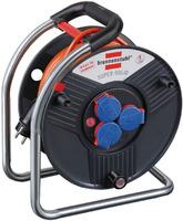 Удлинитель на катушке 40 м Brennenstuhl Super-Solid, 3 розетки, кабель BREMAXX-PUR,оранжевый (1308240)