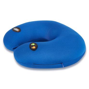 Массажная подушка GESS uNeck blue (GESS-302)