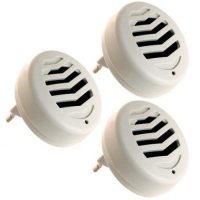 Комплект из трех ультразвуковых отпугивателей мышей и крыс Weitech WK-3523